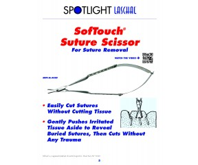 SofTouch Suture Scissors (MPF-N-4CXF)