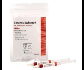 Ceramic Etchant 9 (고점도 9% 불산 겔)